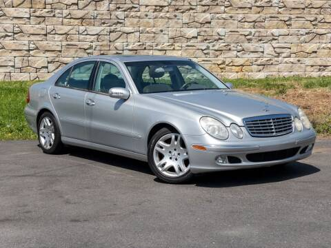 2003 Mercedes-Benz E-Class for sale at Car Hunters LLC in Mount Juliet TN