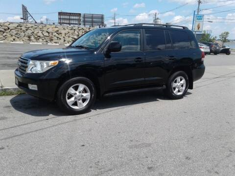 2010 Toyota Land Cruiser for sale at Nelsons Auto Specialists in New Bedford MA
