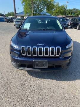2015 Jeep Cherokee for sale at Wallers Auto Sales LLC in Dover OH