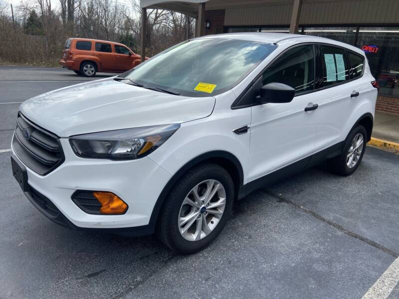 2019 Ford Escape for sale at Scotty's Auto Sales, Inc. in Elkin NC