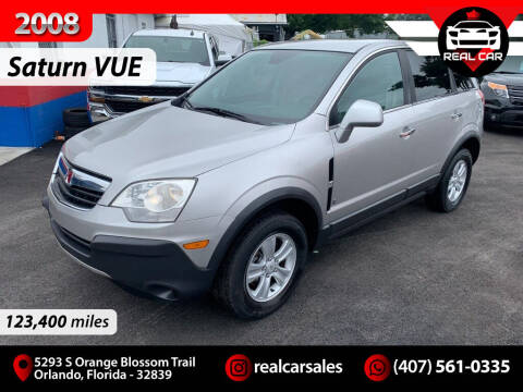2008 Saturn Vue for sale at Real Car Sales in Orlando FL