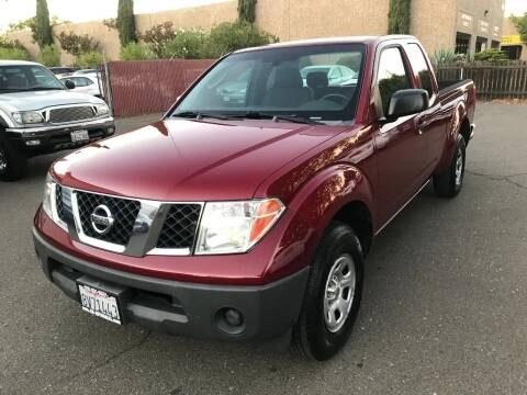 2007 Nissan Frontier for sale at C. H. Auto Sales in Citrus Heights CA