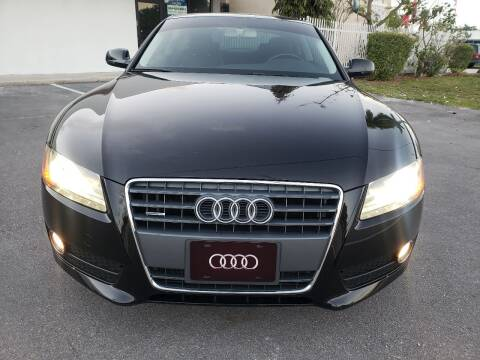 2010 Audi A5 for sale at UNITED AUTO BROKERS in Hollywood FL