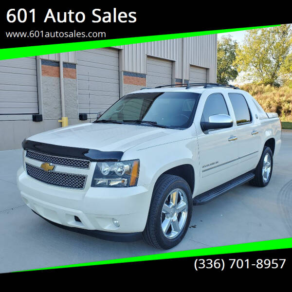2013 Chevrolet Avalanche for sale at 601 Auto Sales in Mocksville NC