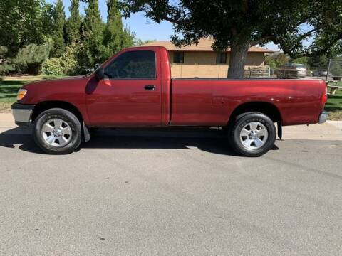 2005 Toyota Tundra for sale at Auto Brokers in Sheridan CO