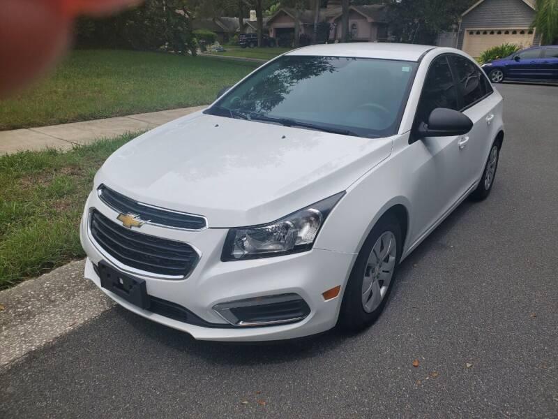 2015 Chevrolet Cruze for sale at North American Fleet Sales in Largo FL