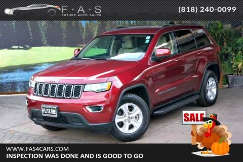 2017 Jeep Grand Cherokee for sale at Best Car Buy in Glendale CA