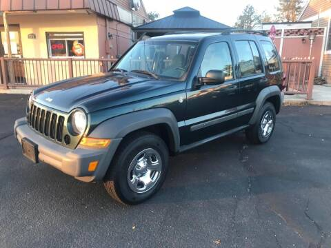 2006 Jeep Liberty for sale at Lux Car Sales in South Easton MA