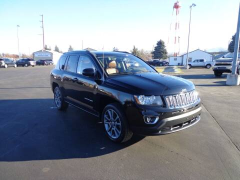 2014 Jeep Compass for sale at New Deal Used Cars in Spokane Valley WA