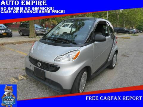 2015 Smart fortwo for sale at Auto Empire in Brooklyn NY