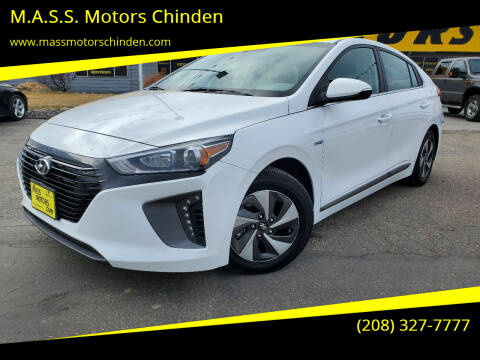 2017 Hyundai Ioniq Hybrid for sale at M.A.S.S. Motors Chinden in Garden City ID