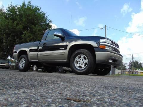 2000 Chevrolet Silverado 1500 for sale at Ratchet Motorsports in Gibsonton FL