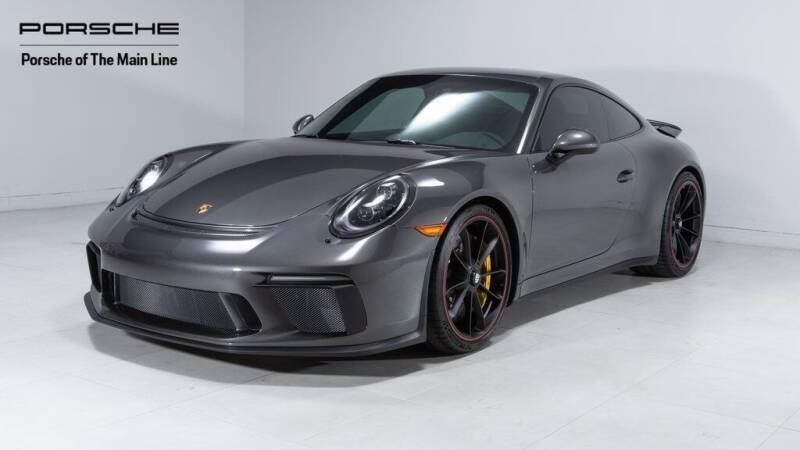 2019 Porsche 911 for sale in Newtown Square, PA