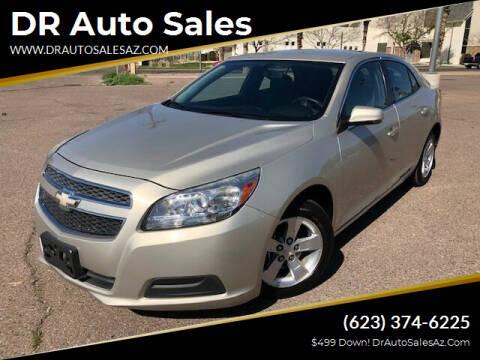 2013 Chevrolet Malibu for sale at DR Auto Sales in Glendale AZ