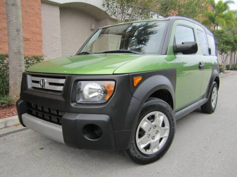 2008 Honda Element for sale at FLORIDACARSTOGO in West Palm Beach FL