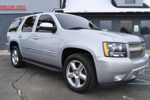2010 Chevrolet Tahoe for sale at Heritage Automotive Sales in Columbus in Columbus IN