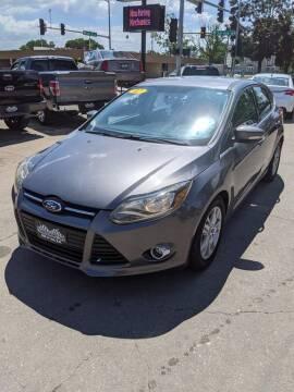 2012 Ford Focus for sale at Corridor Motors in Cedar Rapids IA