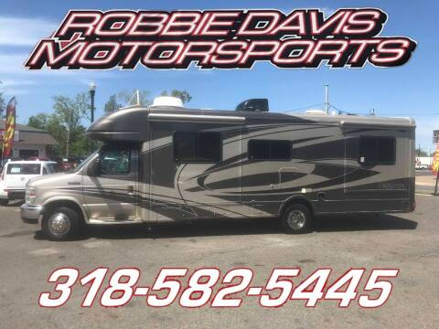 2008 Ford E-Series Chassis for sale at Robbie Davis Motorsports in Monroe LA