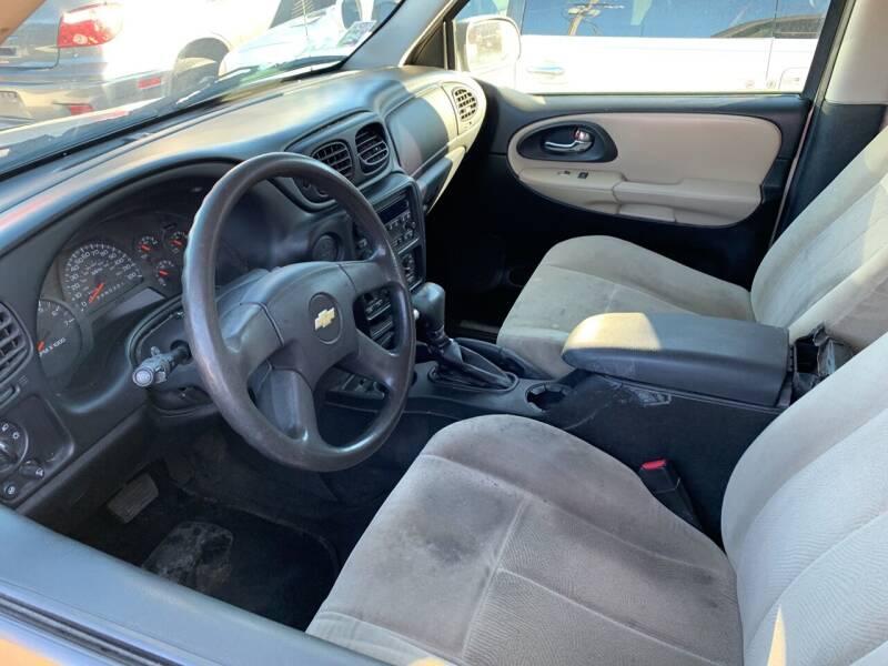 2006 Chevrolet TrailBlazer LS 4dr SUV w/1SB - Camdenton MO