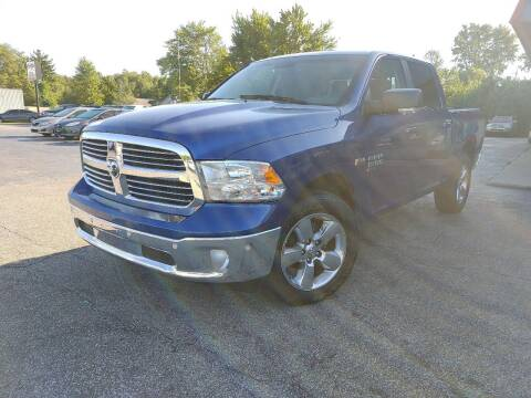 2019 RAM Ram Pickup 1500 Classic for sale at Cruisin' Auto Sales in Madison IN