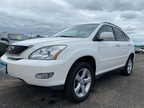 2008 Lexus RX 350 for sale at Auto Tech Car Sales in Saint Paul MN