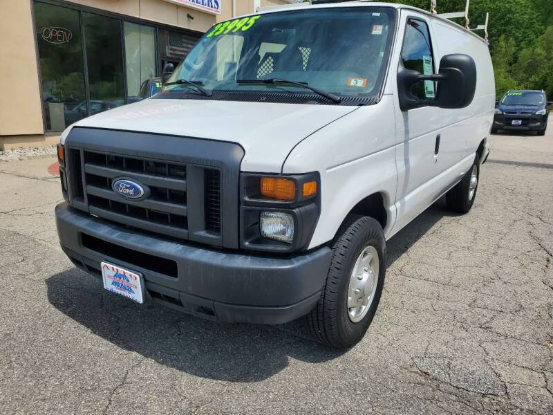 2014 Ford E-Series Cargo for sale at Auto Wholesalers Of Hooksett in Hooksett NH