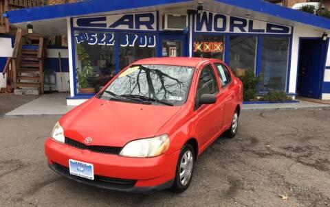 2001 Toyota ECHO for sale at Car World Inc in Arlington VA