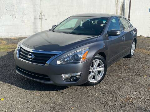 2015 Nissan Altima for sale at JMAC IMPORT AND EXPORT STORAGE WAREHOUSE in Bloomfield NJ