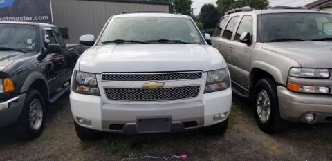 2009 Chevrolet Tahoe for sale at Sissonville Used Cars in Charleston WV