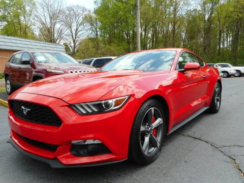 2016 Ford Mustang for sale at Super Sports & Imports in Jonesville NC