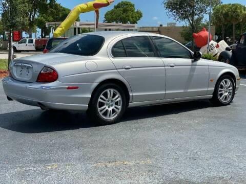 2003 Jaguar S-Type for sale at Classic Car Deals in Cadillac MI