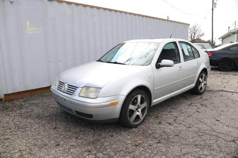 2003 Volkswagen Jetta for sale at Queen City Classics in West Chester OH