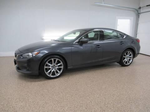 2015 Mazda MAZDA6 for sale at HTS Auto Sales in Hudsonville MI