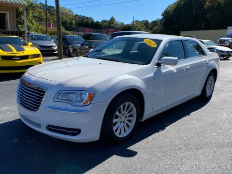 2012 Chrysler 300 for sale at Luxury Auto Innovations in Flowery Branch GA