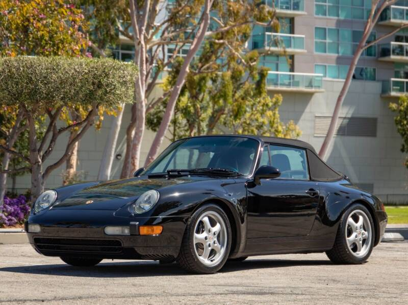 1996 Porsche 911 for sale in Marina Del Rey, CA