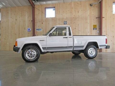1990 Jeep Comanche for sale at Boone NC Jeeps-High Country Auto Sales in Boone NC