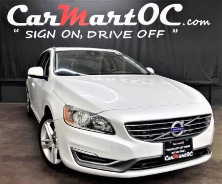 2015 Volvo V60 for sale at CarMart OC in Costa Mesa CA