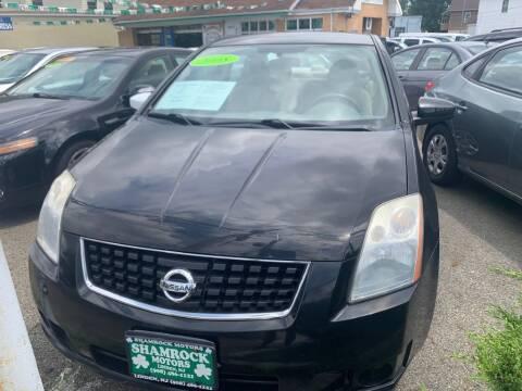 2008 Nissan Sentra for sale at Park Avenue Auto Lot Inc in Linden NJ