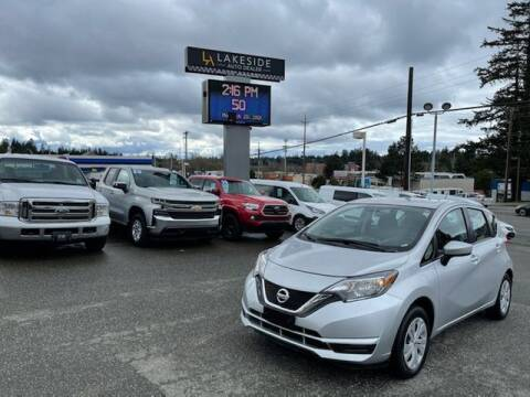 2019 Nissan Versa Note for sale at Lakeside Auto in Lynnwood WA