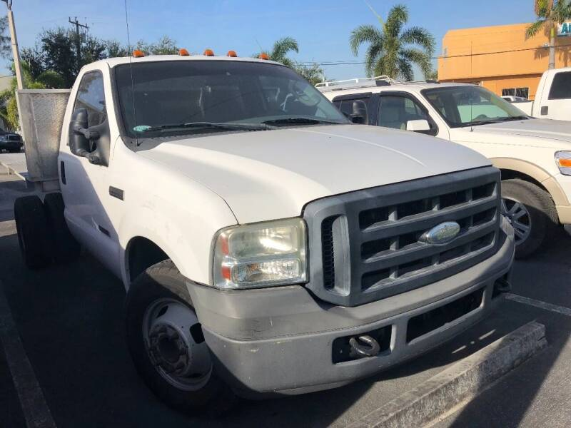 2007 Ford F-350 Super Duty for sale at TRUCKS UNLIMITED WHOLESALERS in Medley FL
