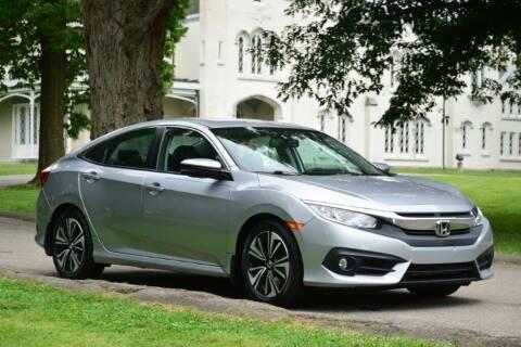 2016 Honda Civic for sale at Digital Auto in Lexington KY