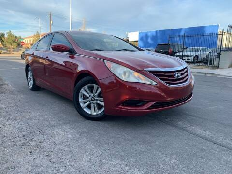 2013 Hyundai Sonata for sale at Boktor Motors in Las Vegas NV