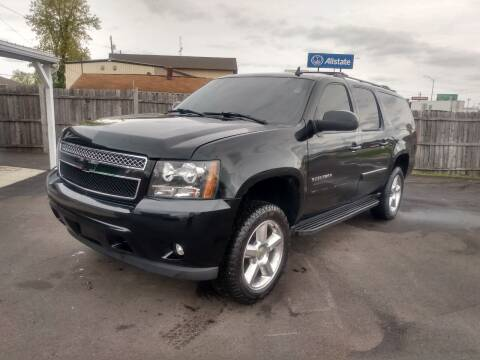 2007 Chevrolet Suburban for sale at Auto Pro Inc in Fort Wayne IN