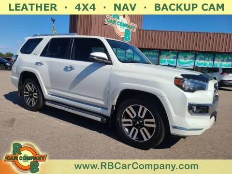 2014 Toyota 4Runner for sale at R & B Car Co in Warsaw IN