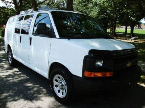2010 Chevrolet Express Cargo for sale at Discount Auto Sales in Passaic NJ