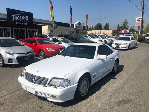 1991 Mercedes-Benz 300-Class for sale at Tacoma Autos LLC in Tacoma WA