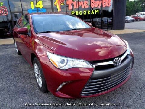 2015 Toyota Camry for sale at Gary Simmons Lease - Sales in Mckenzie TN
