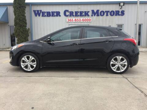 2014 Hyundai Elantra GT for sale at Weber Creek Motors in Corpus Christi TX