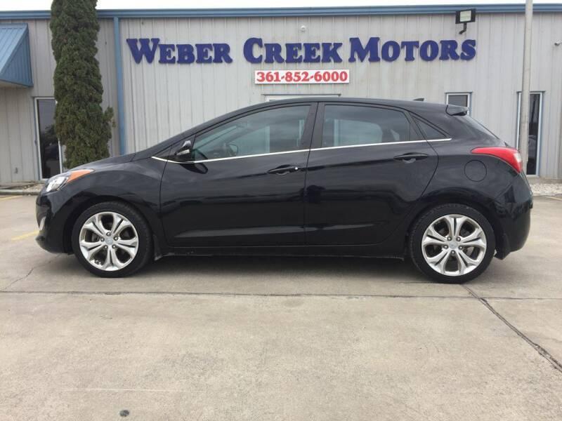 2014 Hyundai Elantra GT for sale at Weber Creek Motors in Corpus Christi TX