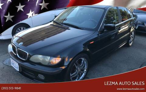 2004 BMW 3 Series for sale at Auto Emporium in Wilmington CA